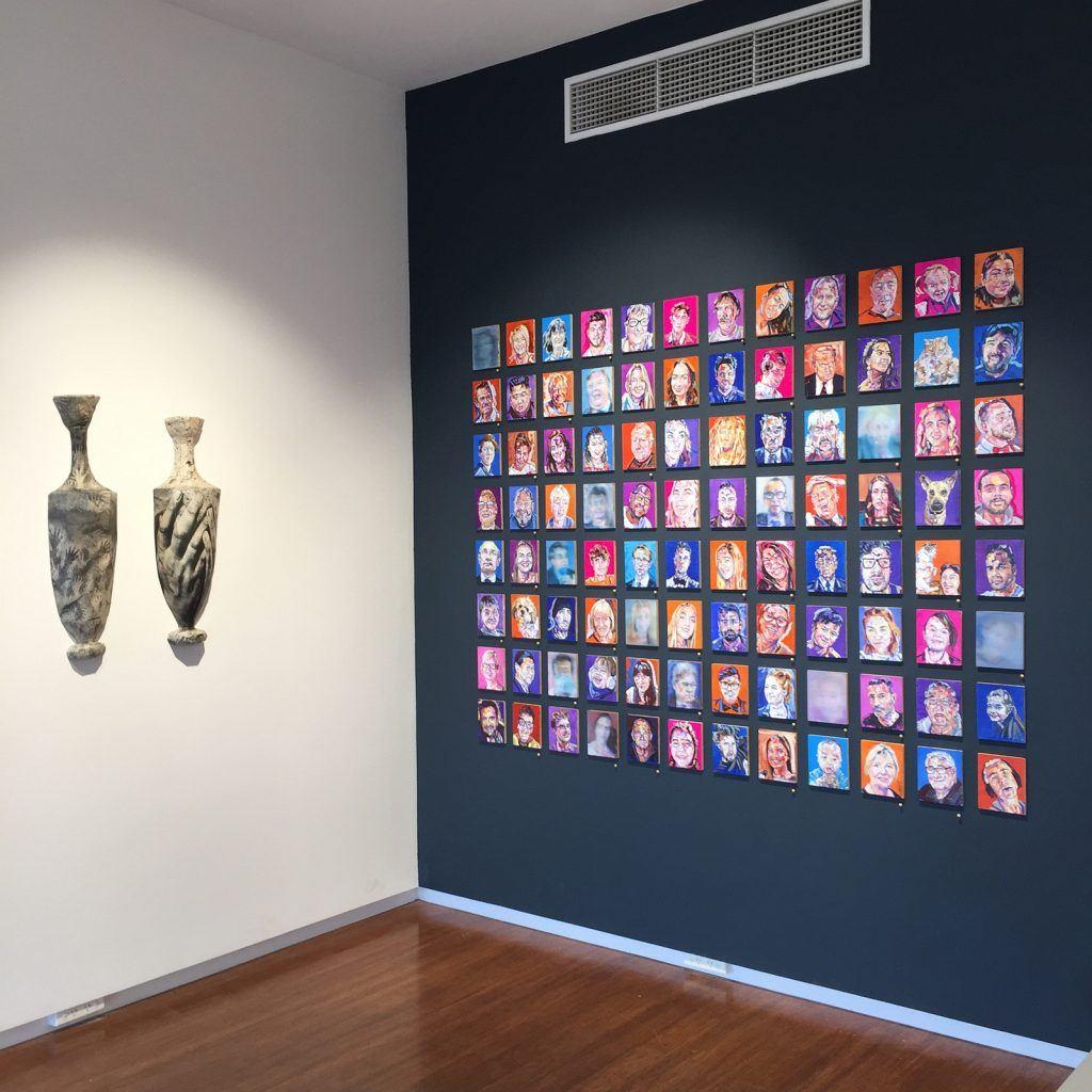 Install at Foenander Gallery