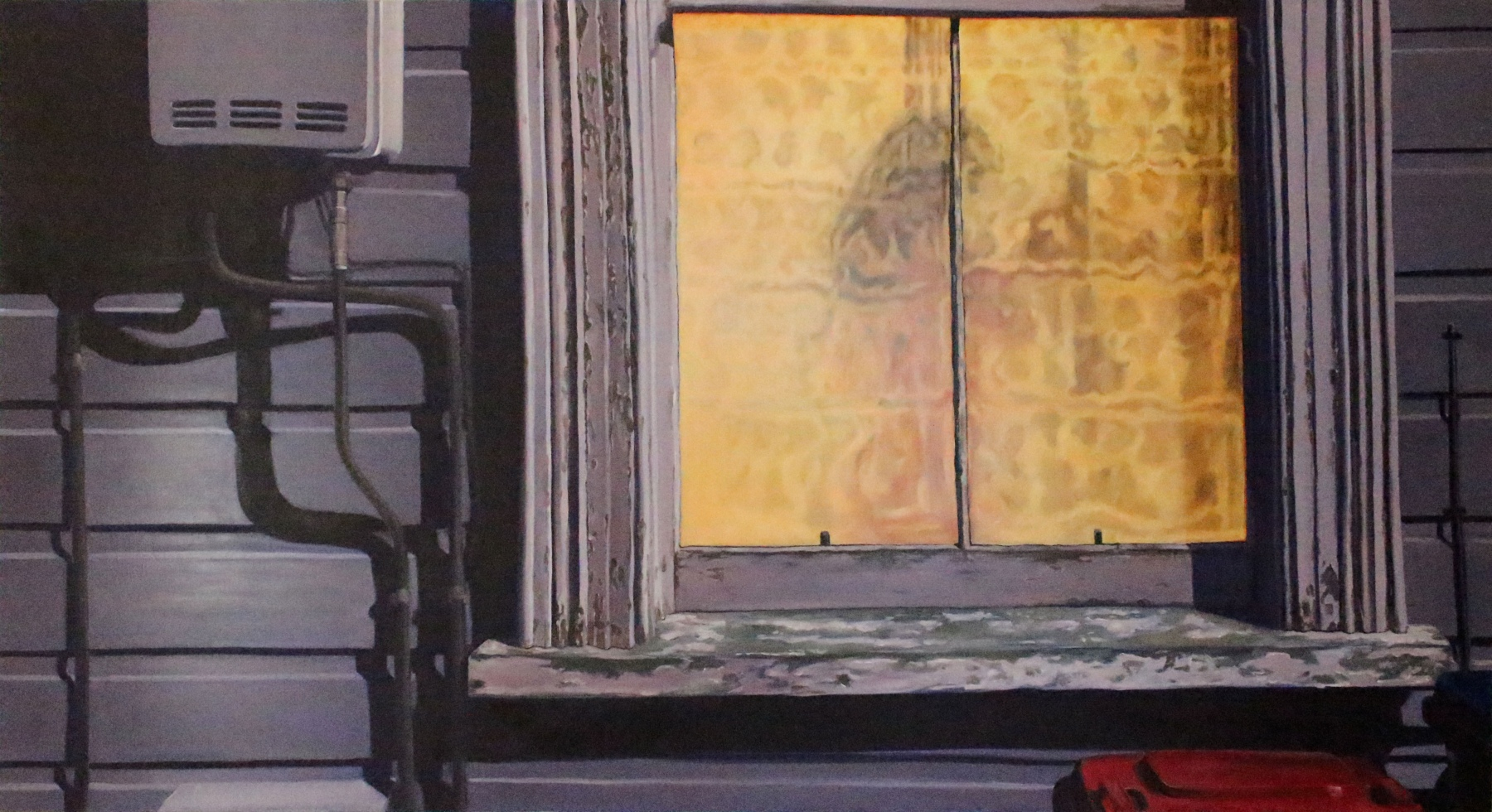 Rear-Window-2016-Oil-on-Canvas-1200mm-x-2000mm