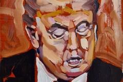 Trump-2020-Oil-on-board-165mm-x-135mm