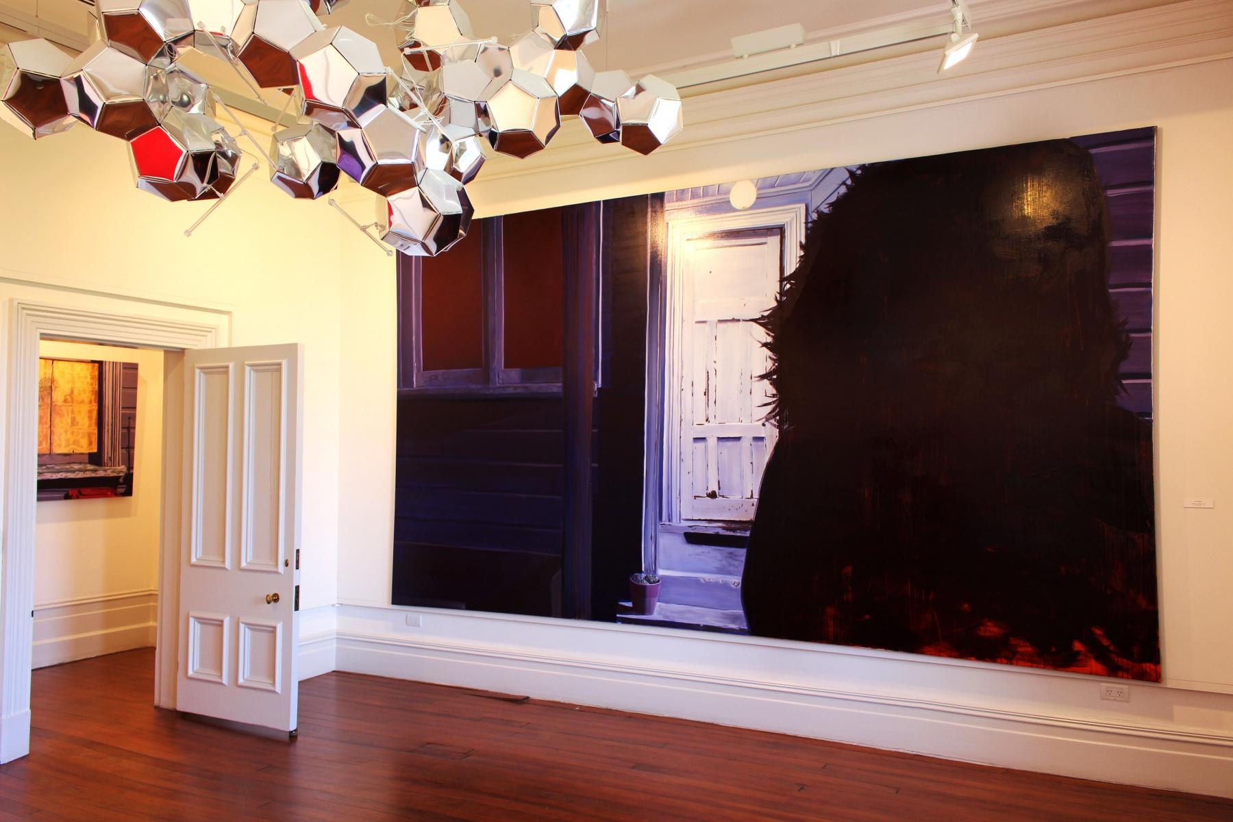 Rear Window Exhibition